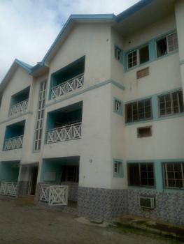 Luxury 3 Bedroom Self Serviced Apartment with Air Conditioning , Fully Fitted Kitchen, Utako, Abuja, Flat for Rent