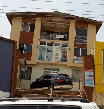 2 Storey Plaza with C of O of 6 Flats 2 Bedroom, Along Ring Road, Agodi, Ibadan, Oyo, Office Space for Sale