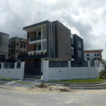 Beautiful Finished 5bedroom Fully Detarched with Fitted Kitchen and 2maids Room with Spacious Swimming Pool on 620sqm Corner Piece, 3rd Avenue, Banana Island, Ikoyi, Lagos, Detached Duplex for Sale