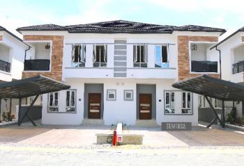 Majestic Semi-detached Four (4) Bedroom Duplex., Chevron Drive, Lekki Phase 2, Lekki, Lagos, Semi-detached Duplex for Sale