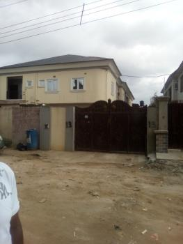 3 Bedroom Flat All Rooms Ensulte, Abule Egba, Agege, Lagos, Flat for Rent