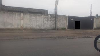 Two (2) Bay Warehouse/land, Ilasamaja, Mushin, Lagos, Warehouse for Sale