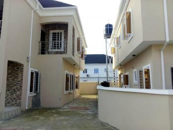 4 Bedroom Duplex with Bq, Besides Blenco, Peninsula Garden Estate, Ajah, Lagos, Detached Duplex for Rent