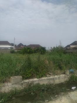 Fenced Land, General Paint Bus Stop, Abraham Adesanya Estate, Ajah, Lagos, Mixed-use Land for Sale