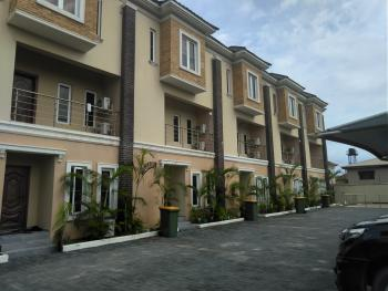 4 Bedroom Terraced Duplex, Abiola Court, Agungi, Lekki, Lagos, Terraced Duplex for Rent