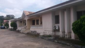 Lovely and Well Maintained 3 Bedroom  Office Flat, Off Aminu Kano Crescent, Wuse 2, Abuja, Office Space for Rent