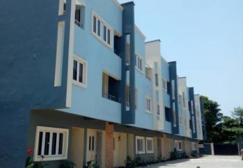4 Bedroom Terrace + 1 Room Servant's Quarter at Second Toll Gate, Lekki, Coral Court Hob Estate, Lekki Expressway, Lekki, Lagos, Terraced Duplex for Sale