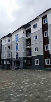 Newly Built 4 Bedroom Serviced Apartment, C of O, Wuye, Abuja, Block of Flats for Sale