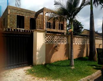 Uncompleted 5 Bedroom Duplex with Bq, Off Olusegun Obasanjo Way, Zone 2, Wuse, Abuja, Detached Duplex for Sale
