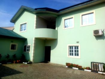 Neat 4 Bedroom Duplex with 1 Bedroom Guest House, Off Yakubu Gowon Crescent, Asokoro District, Abuja, Detached Duplex for Sale