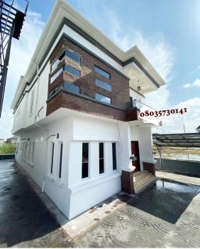 Fantastic 5 Bedroom Fully Detached Duplex with Bq in a Well Secured Estate, Lekki County Homes, Lekki Phase 2, Lekki, Lagos, Detached Duplex for Sale