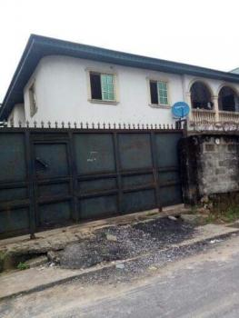 Dynamic Storey Building of 4 Flats, Jakpa Road, Effurun, Uvwie, Delta, House for Sale