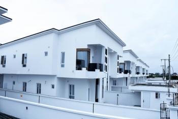 4 Bedroom Semi-detached Duplex House with Bq in a Secured Estate, Jakande Shoprite, Osapa, Lekki, Lagos, Semi-detached Duplex for Sale