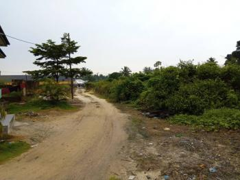 One Plot of Land in a Well Developed Area, Tirakpo Estate, Directly Opposite Plantation Garden Estate, Ughelli South, Delta, Residential Land for Sale