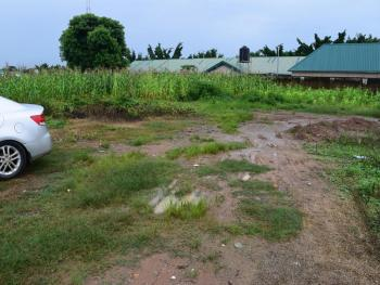 8731sqm(a Fenced Hotel/church Or School Land, Life Camp Opposite Julius Berger Abuja, Life Camp, Gwarinpa, Abuja, Commercial Land for Sale