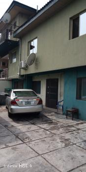 Decent 3 Bedroom Ground Flat All En Suite with Guest Toilet, Estate, Gbagada Phase 1, Gbagada, Lagos, Flat for Rent
