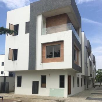 Luxury New and Exquisitely Finished 5 Bedroom Fully Detached Duplex with Bq, Lekki Phase 1, Lekki, Lagos, Detached Duplex for Sale