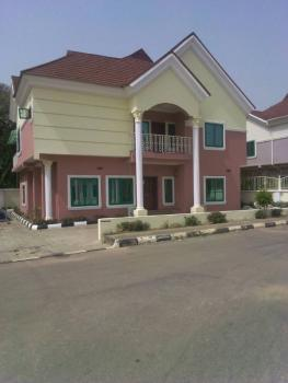 4 Bedrooms Fully Detached Duplex with Attached Bq, Ministers Quarters, Life Camp, Gwarinpa, Abuja, Detached Duplex for Sale
