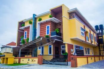 Tastefully Built 4 Bedroom Semi Detached Smart Duplex, Orchid Road, Chevron,, Lekki, Lagos, House for Sale