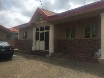 Luxury Three Bedroom Bungalow, Efab Estates Lifecamp, Life Camp, Gwarinpa, Abuja, Detached Bungalow for Rent