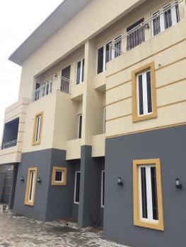 4 Bedroom with a Bq, Opebi, Ikeja, Lagos, Terraced Duplex for Sale