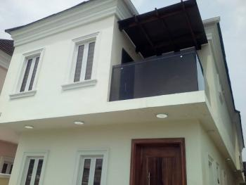 Brand New & Exquisitely Finished 4 Bedroom Fully Detached House with a Spacious Room Bq, Fitted Acs,fitted Kitchen,all Rooms Ensuit, Lekki Phase 1, Lekki, Lagos, Detached Duplex for Sale