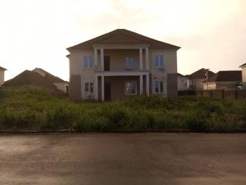 Four Bedroom Carcass Fully Detached Duplex on 1300sqm Land Size, Asokoro District, Abuja, Detached Duplex for Sale