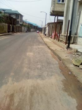 Decent, Spacious and Tiled Shop Located Prominently, Ekoro Road Close to Abule Egba, Abule Egba, Agege, Lagos, Shop for Rent