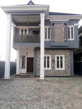 4 Bedroom Duplex Large Rooms with Bq 6parking Space Like a Palace, Chevron, Lekki Phase 2, Lekki, Lagos, Detached Duplex for Sale
