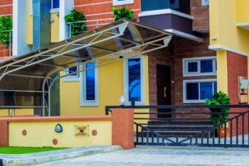 Newly Build Smart 5 Bedrooms Fully Detached with a Bq, Buena Vista Estate By Chevron Toll Gate By Orchid Hotel Road,, Chevy View Estate, Lekki, Lagos, Detached Duplex for Sale
