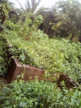 a Plot of Land with Uncompleted Structure, Lagelu, Oyo, Land for Sale