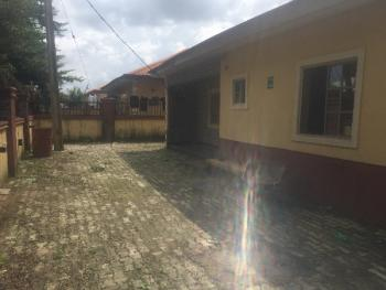 Fully Detached 3bedroom Bungalow with Bq, Elsalem Estate Off Airport Road, Lugbe District, Abuja, Detached Bungalow for Rent