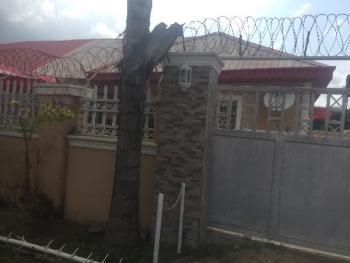 3bedroom Semi Detached Bungalow Sitting on a Corner Piece, Elsalem Estate Off Airport Road, Lugbe District, Abuja, Semi-detached Bungalow for Sale