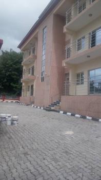 Clean 3 Bedrooms Flat, Ikon Street, Area 10, Garki, Abuja, Flat for Rent