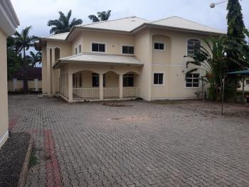 Solidly Built 2nos, 6bedrooms Detached Houses with Detached 4nos Boys Quarters & Lush Green Area, Off Obafemi Awolowo Way, Jabi, Abuja, Office Space for Rent