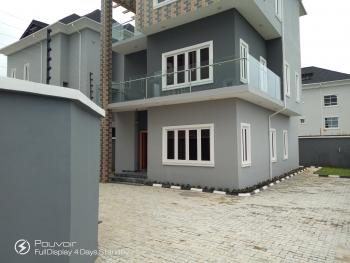 Beautifully Finished 4 Bedroom Fully Detached Duplex of Two Floors with Pent House Room & Boys Quarter, Ikate Elegushi, Lekki, Lagos, Detached Duplex for Rent