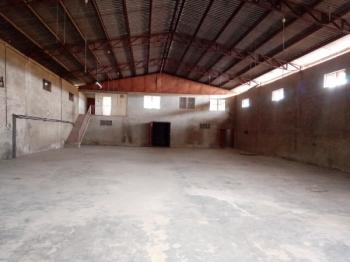 Warehouse of 1,000sqm with Offices in an Accessible Layout, Podo, Off New Garage, Ibadan, Oyo, Warehouse for Rent