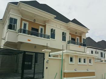 Tastefully Built 4bedroom Duplex, 1min Drive From Chevron Route Via Eleganza, Lekki Expressway, Lekki, Lagos, Detached Duplex for Sale