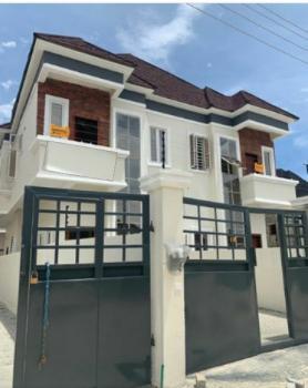 Newly Built 3 Bedroom Semi  Detached Duplex with B.q, Chevron, Lekki, Lagos, Semi-detached Duplex for Sale
