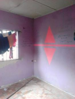 a Room and a Parlor Self Contained, Ado-odo/ota, Ogun, House for Rent