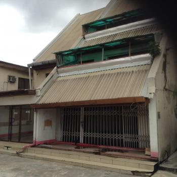 7 Bedroom Terraced Duplex + 3 Lounges & 50sqm Office Space (commercial Purposes ), Opebi, Ikeja, Lagos, Terraced Duplex for Rent