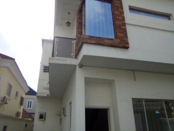an Amazing 4 Bedroom Duplex with a Bq, Osapa, Lekki, Lagos, Semi-detached Duplex for Rent