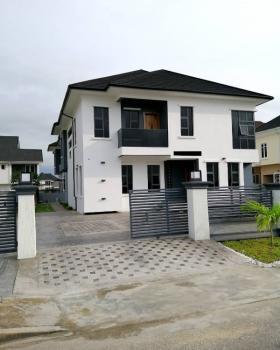 Neatly Built New Luxurious 4 Bedroom Detached Duplex with Bq, Royal Garden Estate, Ajah, Lekki, Lagos, Detached Duplex for Sale