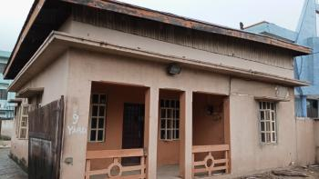 Vacant 3 Bedroom Detached Bungalow with Registered Deed of Conveyance, Onitiri, Onike, Yaba, Lagos, Detached Bungalow for Sale