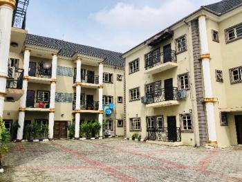 Serviced 3 Bedroom Flat with a Room Bq, Lekki Right, Lekki Phase 1, Lekki, Lagos, Flat for Rent