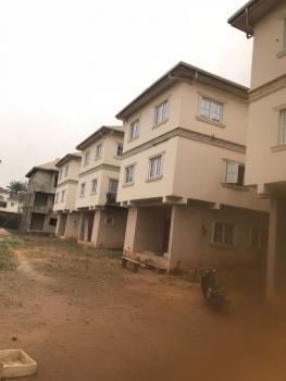 4 Nos. 4 Bedroom Detached Houses (90% Completed) & 4 Nos. Terrace Duplexe, Ikeja Gra, Ikeja, Lagos, Detached Duplex for Sale