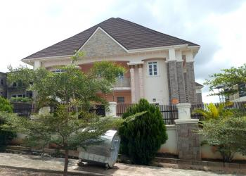 Serviced 3 Bedroom Flat with Bq, Barnabas Gemade Street, Guzape, Guzape District, Abuja, Flat for Rent