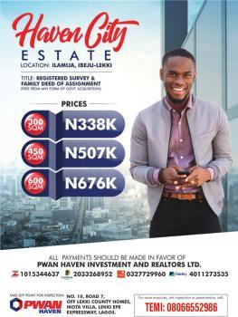 Haven City Estate, Ilamija, Ilamija, Eleranigbe, Ibeju Lekki, Lagos, Mixed-use Land for Sale