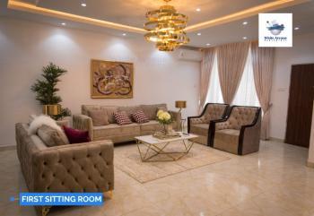 3 Bedrooms Terraced Duplex, Beside Military Pension Board, Fo1 Layout, Kubwa, Abuja, Terraced Duplex for Sale