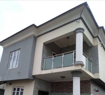 Luxury 4 Bedroom Duplex with Bq, Ifaki Ekiti Street Ipaja Off Obafemi, Boys Town, Ipaja, Lagos, Detached Duplex for Sale